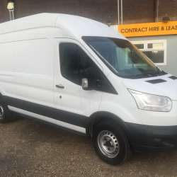 Ford Transit T350 LWB High Roof 125ps