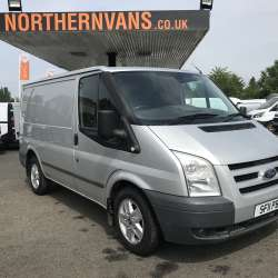 Ford Transit T280 140ps Limited