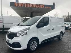 Renault Trafic Business Plus SWB 2019 15,450.00 GBP plus VAT and RFL 44125