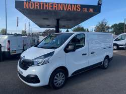 Renault Trafic Business Plus  2018 12,995.00 GBP plus VAT and RFL 17452