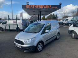 Ford  Transit Courier 2017 6,495.00 GBP plus VAT and RFL 80014