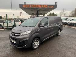 Vauxhall Vivaro 2900 Sportive 2019 16,995.00 GBP plus VAT and RFL 12750