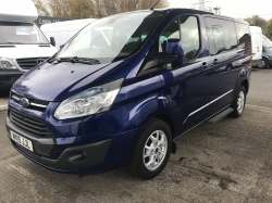 Ford  Transit Tourneo Custom Limited 8 Seater 2015 14,995.00 GBP plus VAT and RFL 33458
