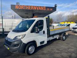 Citroen Relay L3 Dropside 2017 12,995.00 GBP plus VAT and RFL 66250