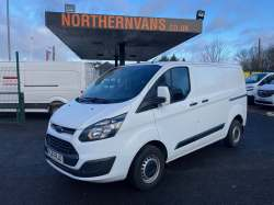Ford Transit Custom L1H1 2017 12,995.00 GBP plus VAT and RFL 69850