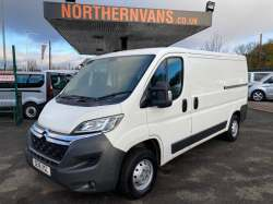 Citroen Relay L2H1 2016 10,995.00 GBP plus VAT and RFL 33500