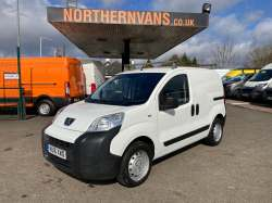 Peugeot  Bipper S HDi 2016 7,495.00 GBP plus VAT and RFL 41258