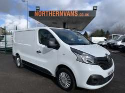Renault Trafic Business Plus 2017 11,495.00 GBP plus VAT and RFL 34561