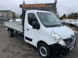 Renault Master LL35 Business Dropside  2016 14,995.00 GBP plus VAT and RFL 13125