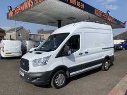 Ford  Transit L2H3 Trend 2016 13,995.00 GBP plus VAT and RFL 6475