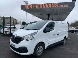 Renault Trafic Business Plus 2017 11,495.00 GBP plus VAT and RFL 43125