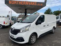 Renault Trafic SWB *Fridge Van* 2018 16,995.00 GBP plus VAT and RFL 18077