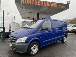 Mercedes  Vito 113 CDI 2014 5,995.00 GBP plus VAT and RFL 154582