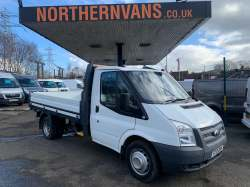 Ford Transit 350 MWB Dropside 2013 8,495.00 GBP plus VAT and RFL 82495