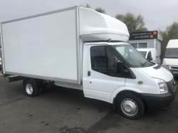 Ford Transit 125 T350 Luton 2014 10,500.00 GBP plus VAT and RFL 95979