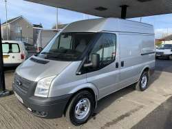 Ford Transit 330 SWB High Roof 125ps 2014 7,995.00 GBP plus VAT and RFL 64125