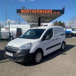 Citroen  Berlingo 625 en-prise Blue hdi Fridge Van