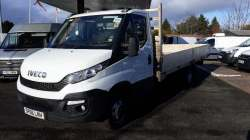 Iveco Daily 35C150 LWB 2016 15,995.00 GBP plus VAT and RFL 40727