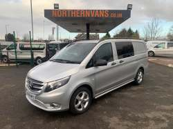 Mercedes Benz Vito 119 Sport Bluetec Auto 2018 22,995.00 GBP plus VAT and RFL 13043