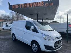 Ford Transit Custom 290 Limited 2015 10,995.00 GBP plus VAT and RFL 60125